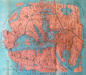 Pomponius map